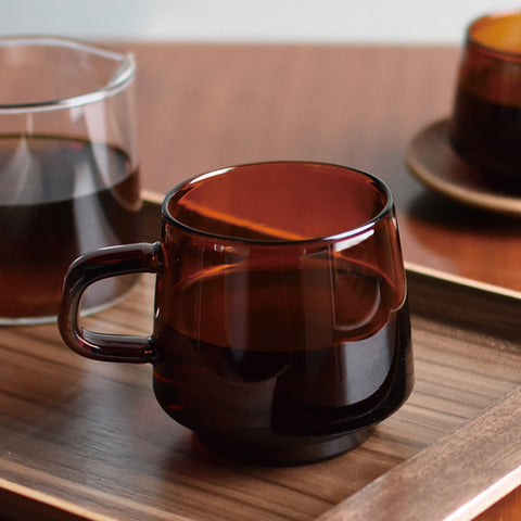 SEPIA琥珀色玻璃杯 SEPIA Amber Glass Cup