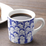 太空貓咖啡杯 Nyandoroid Cat Spaceman Coffee Mug
