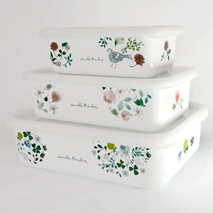 Anna Emilia琺瑯食物貯存盒 Anna Emilia Food Storage Box