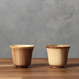 Riveret 竹子清酒杯套裝 (一套2個) Riveret Bamboo Sake Cup Set(A set of 2)