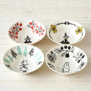 姆明家族湯碗套裝 Moomin Valley Soup Bowl Set