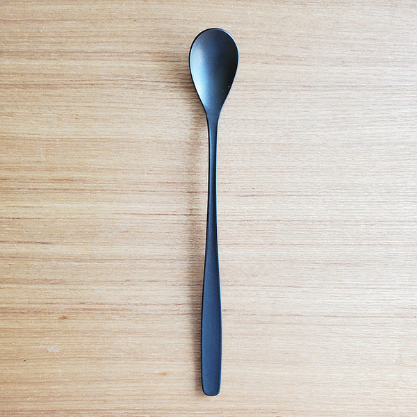 Cast Black日本燕三条長匙羹 Cast Black Tsubame-Sanjo Soda Spoon