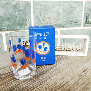 石塚硝子復刻風玻璃杯 Ishizuka Retro Water Glass