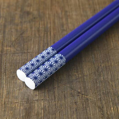 大和日本筷子 - 錆桔梗 Yamato Japan Chopsticks Set - Blue