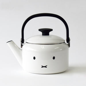 Miffy 琺瑯水煲 Miffy Enamel Kettle