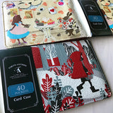 日本小紅帽卡套 Little Red Riding Hood Card Case