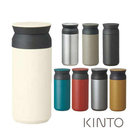 Kinto 冷暖兩用保溫瓶 350ml (8色選擇)*Kinto Travel Tumbler 350ml (8 options)