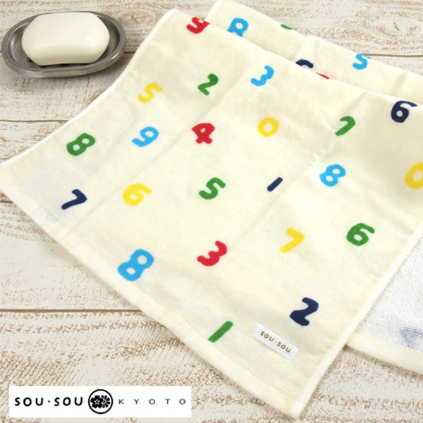 Sou‧Sou 日本今治紗巾 - 五色so-su-u*Sou‧Sou Imabari Gauze Towel - 5-color so-su-u