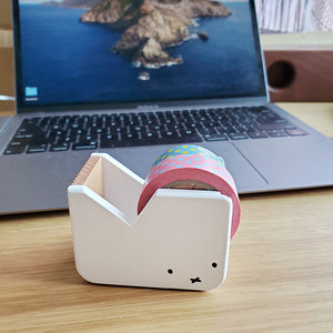 Miffy木製膠紙座 Miffy Wooden Tape Holder