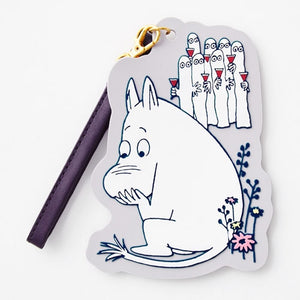 姆明矽膠卡套 Moomin Silicon Card Case