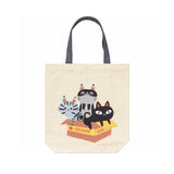 糸井忠晴側揹袋 - 箱子 Tadaharu Itoi Shopper Bag - Box