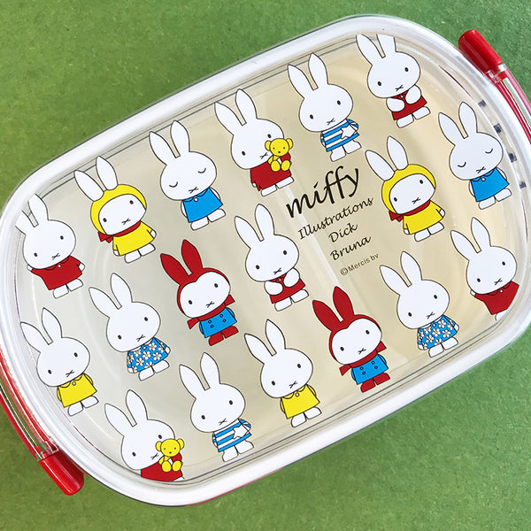 Miffy便當餐盒 Miffy Bento Lunch Box