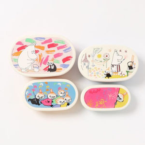 姆明午餐盒套裝 - Paintings*Moomin Lunch Box - Paintings