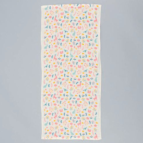 日本四重紗巾浴巾 - 森林 Japan Four-layer Gauze Bath Towel - Forest
