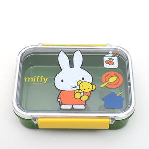 Miffy 便當餐盒 - 綠色 Miffy Bento Lunch Box - Green