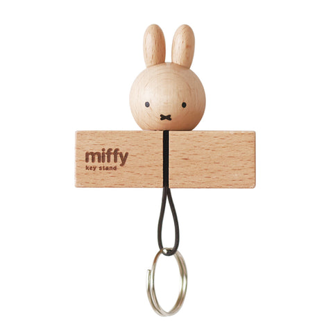 Miffy 木製鑰匙掛架 Miffy Wooden Key Stand