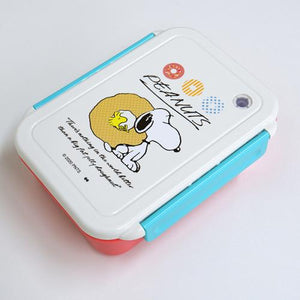 史努比冬甩生活便當餐盒 Snoopy Doughnut Life Bento Lunch Box