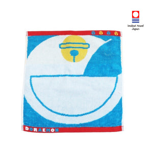 哆啦A夢今治方巾 - 百寶袋 Doraemon Wash Towel - Doraemon Pocket