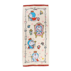 哆啦A夢50週年記念面巾 Doraemon 50th Anniversary Face Towel