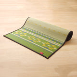 日本製燈芯草瑜伽墊 - Earth│Japan Tatami Yoga Mat - Earth