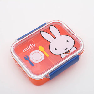 Miffy 便當餐盒 - 橙色 Miffy Bento Lunch Box - Orange