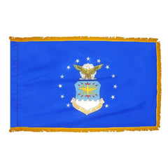 Air Force Indoor Fringed Flags