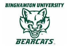 Binghamton University Bearcats Flag