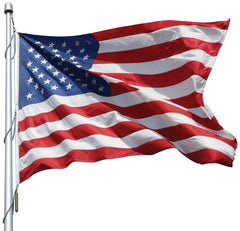 American Flags - large outdoor nylon sewn (8 x 12' and up)