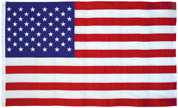 American Flags - Heavy duty outdoor Polyester - All sizes
