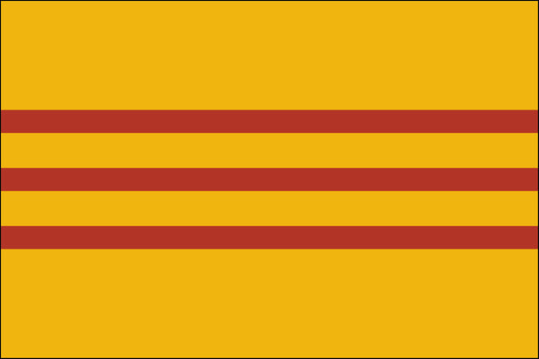 South Vietnamese Flag