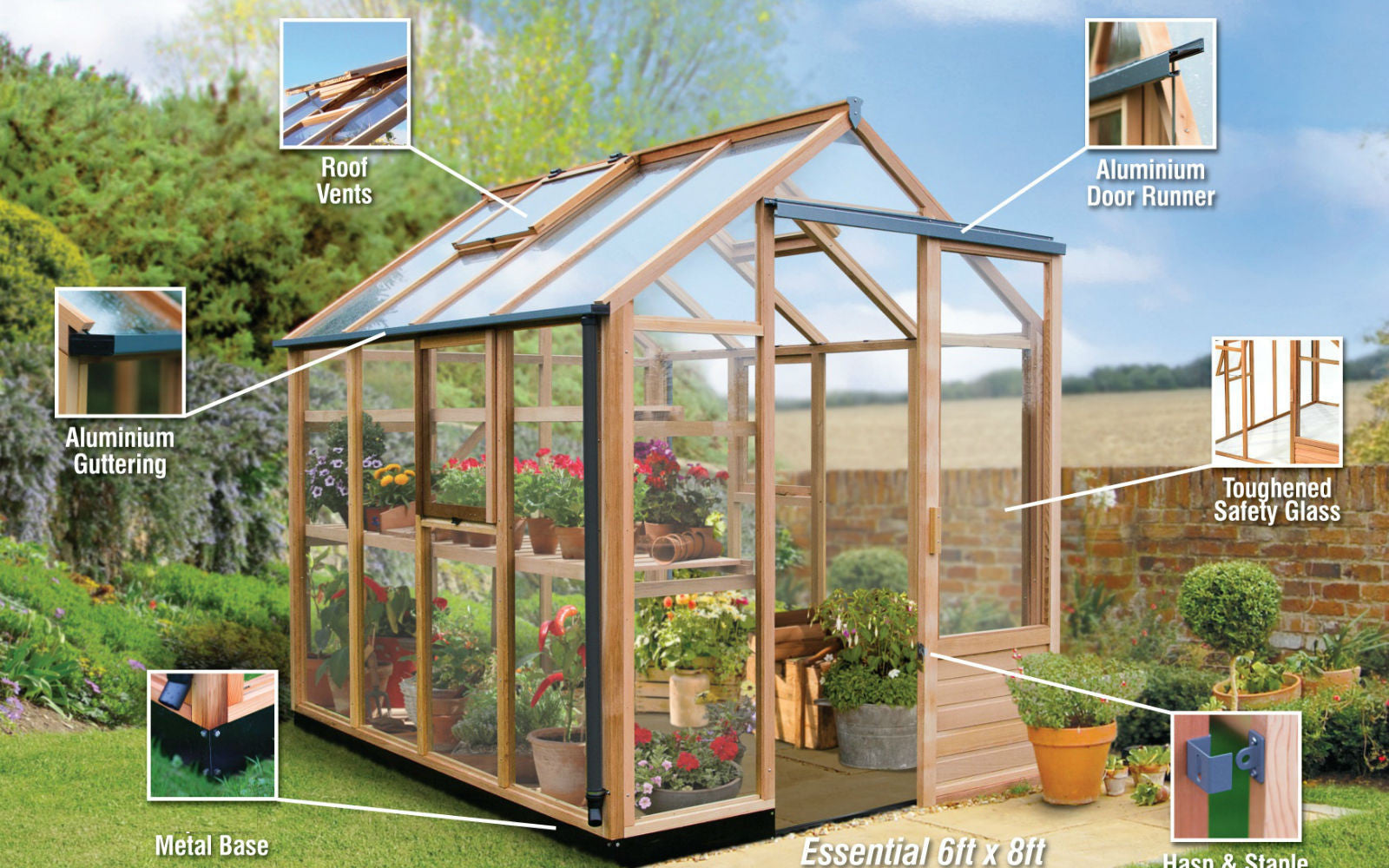 Gabriel Ash Greenhouse Products
