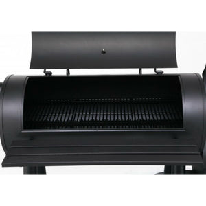Tepro Milwaukee Family Sized Charcoal BBQ Smoker - Gardenbox