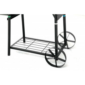 Tepro Biloxi Charcoal BBQ Smoker Trolley