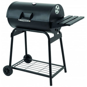 Barrel style Tepro Fitchburg Charcoal BBQ