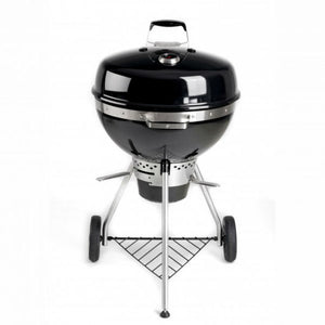 Tepro San Francisco Kettle Charcoal BBQ with lid closed