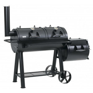 Heavy Duty Tepro Indianapolis BBQ Smoker