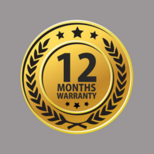 12 Month Manufacturers warranty on Exeter furniture by Gardenbox