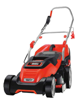 Black & Decker Electric 1600w Rotary Mower - 38cm - Gardenbox