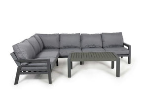 New York Corner Sofa Set by Maze Rattan