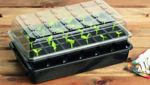 24 Cell Self Watering Seed Success Kit - Gardenbox