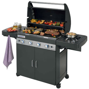 Campingaz 4 Series Classic LS Plus D Gas BBQ Bundle - Gardenbox