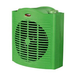 Electric Greenhouse Heater - Affordable Greenhouse or Shed Heater & Cool Air Product - Gardenbox