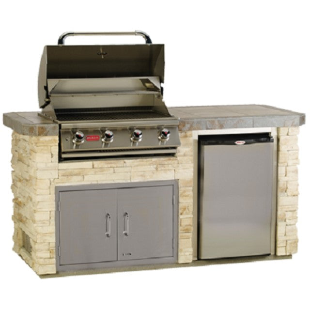 Bull Bbq Power Q Outdoor Kitchen Save Over 500 At Gardenbox Co Uk
