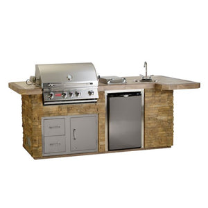 Bull BBQ Outdoor Kitchen Island