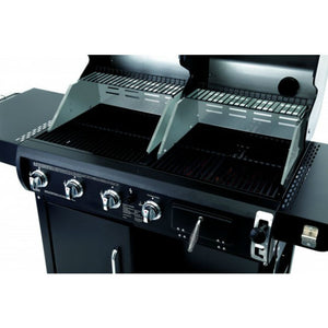 Enjoy Gas & Charcoal BBQs with the Tepro Buffalo Combi
