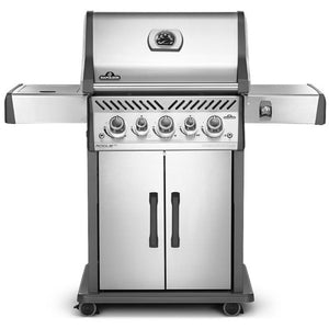 Napoleon Rogue RSE425SIBPSS 3 Burner Stainless Steel Special Edition Gas BBQ - Gardenbox