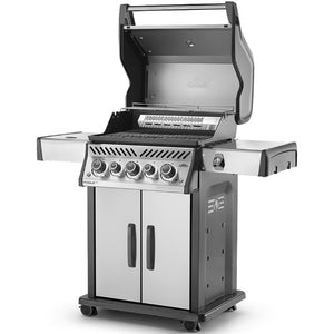 Napoleon Rogue RSE425SIBPSS 3 Burner Stainless Steel Special Edition Gas BBQ