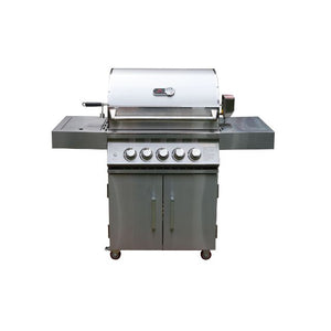 Whistler Bibury 3 Burner Gas Barbecue