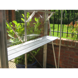 Elite Greenhouses Diamond Shelving Range - Choice of Width, Length & Superb Colours - Gardenbox