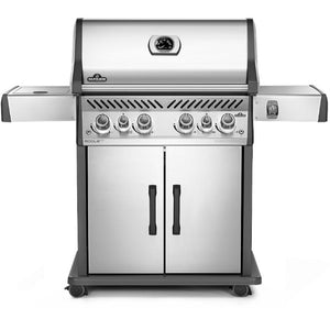Napoleon Rogue RSE525SIBPSS 4 Burner Stainless Steel Special Edition Gas BBQ